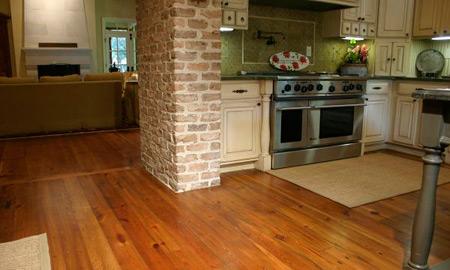 Antique reclaimed heart pine flooring green family materials antique heart pine reclaimed flooring tyukafo
