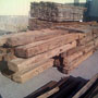 Hand Hewn Beams T