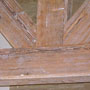 Old Patina Truss Closeup T