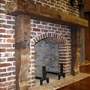 Fireplace Old Patina T